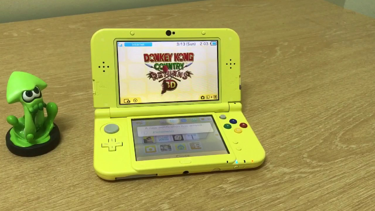 new 3ds xl pikachu yellow limited edition youtube. Black Bedroom Furniture Sets. Home Design Ideas