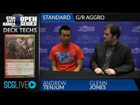 Deck Tech - G/R Aggro with Andrew Tenjum