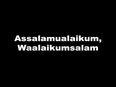 Gamma 1 – Assalamualaikum Lirik