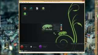 Instalación Opensuse En Windows 8 Con Virtualbox