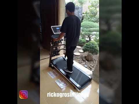 Alat olahraga treadmill motorized KYOTO A6