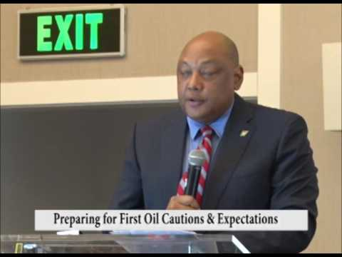 Preparing for first Oil cautions & expections
