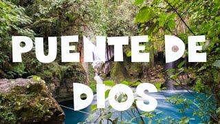 Puente de Dios   Descubre San Luis Potosí
