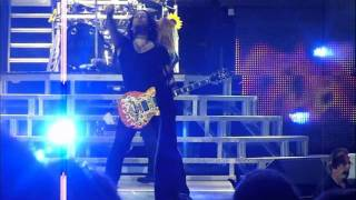 Def Leppard - Clips from Camden, NJ 6/26/2011