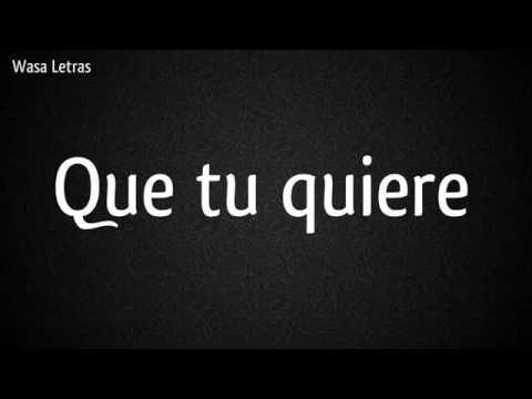 [Letra] De El Alfa El Jefe Ft La Manta, Anonimus, Paramba, Neno Man, La Kikada - Lo Tenemo (Remix)