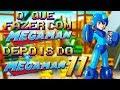 O que fazer com Mega Man depois do Mega Man 11 ?