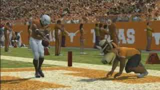 NCAA Football 09 Pageantry