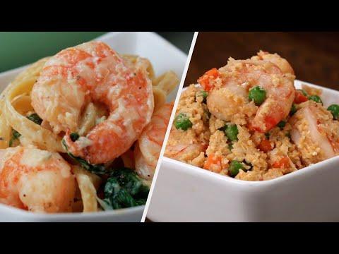 Easy Shrimp Recipes • Tasty Recipes