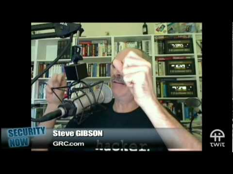 Security Now 239: Stacks, Registers, and Recursion