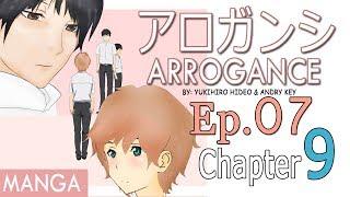 9 KİBİR - Bölüm 7 Bölüm (BL Manga) Shounen Ai