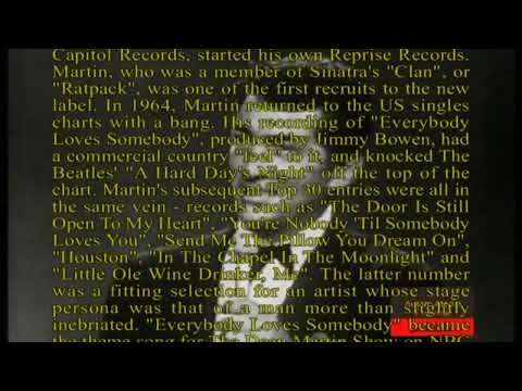 The Rat Pack (Three Biography Live Concert Version 1965) HD - 16.9 - 5.1