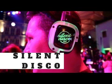 DeeGlitz Vlogs: Silent Disco
