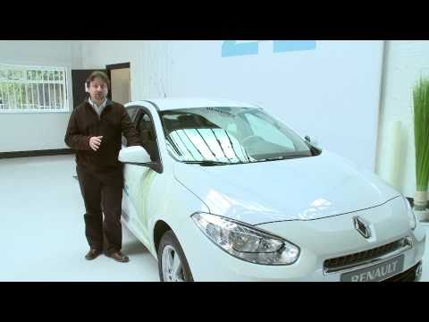 Renault Fluence ZE electric car - Which? first look review