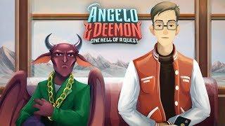 ФИНАЛ ► Angelo and Deemon #6