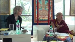 Геше Лхакдор. Семинар «Как быть бодхисаттвой в современном мире». Часть 3