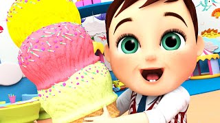 Baby Shark Dance Song , Count Song , Finger Family | Most Viewed Video on YouTube | Banana Cartoon