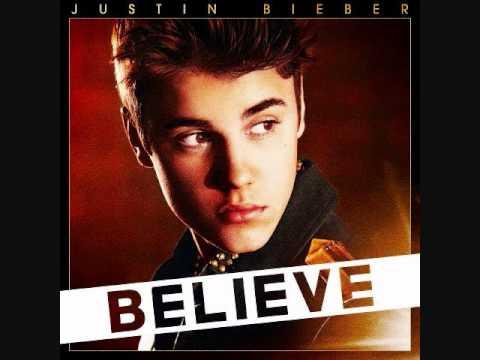 Justin Bieber 07 Up & Down (Believe) New...