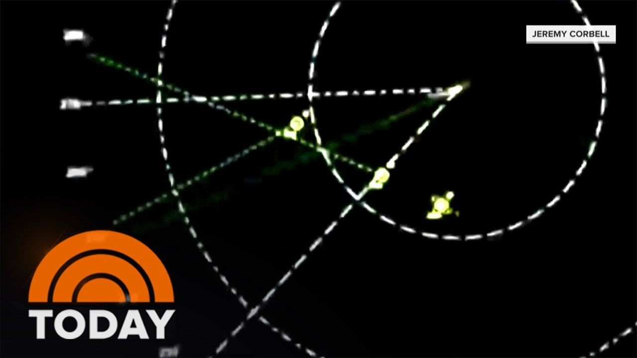 New Video Raises More UFO Questions Ahead of Pentagon Report Release