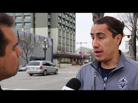 Entrevista con Efrain Juarez que habla de su adaptación a la MLS