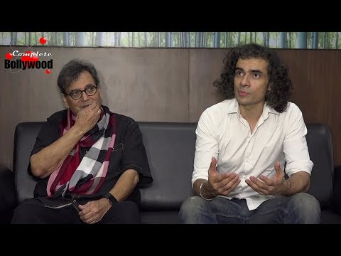 MASTER CLASS OF WWI STUDENTS WITH IMTIAZ ALI