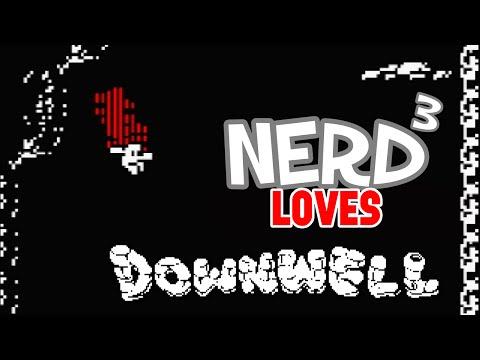 Nerd³ Loves... Downwell