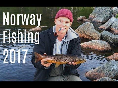 Norway Fishing Adventure 2017