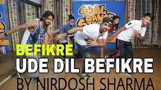 Ude Dil Befikre || Bollywood Dance Choreography || Dance video performance || Dance steps