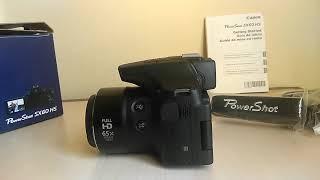 Canon PowerShot SX60 HS review