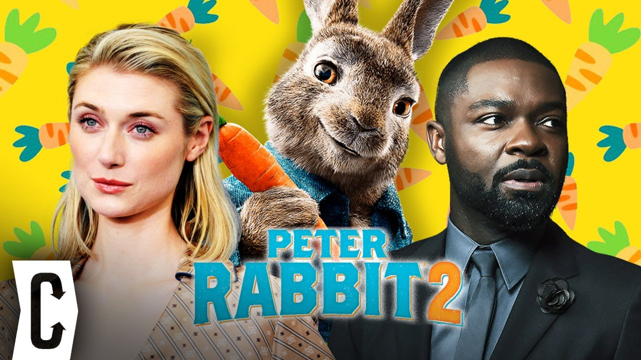 Elizabeth Debicki & David Oyelowo on the Nolan 'Tenet' Meme and 'Peter Rabbit 2'