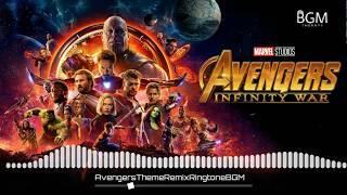 Avengers - Infinity War Theme Remix || Ringtone || BGM (Free download link)