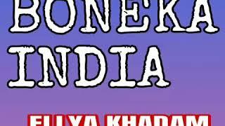 Boneka India - ELLYA KHADAM ( lagu dangdut jadul )