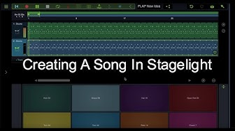 Creating a song in Stagelight  - Warren Huart: Produce Like A Pro
