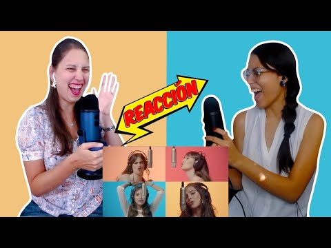Aitana, Ana Guerra Lo Malo Remix ft Greeicy, TINI - Reacción