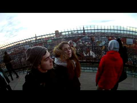 Exploring Copenhagen area