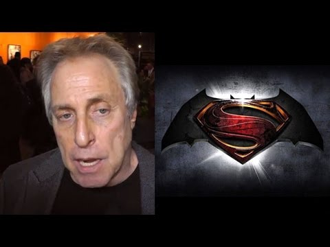 Man of Steel Producer Charles Roven: