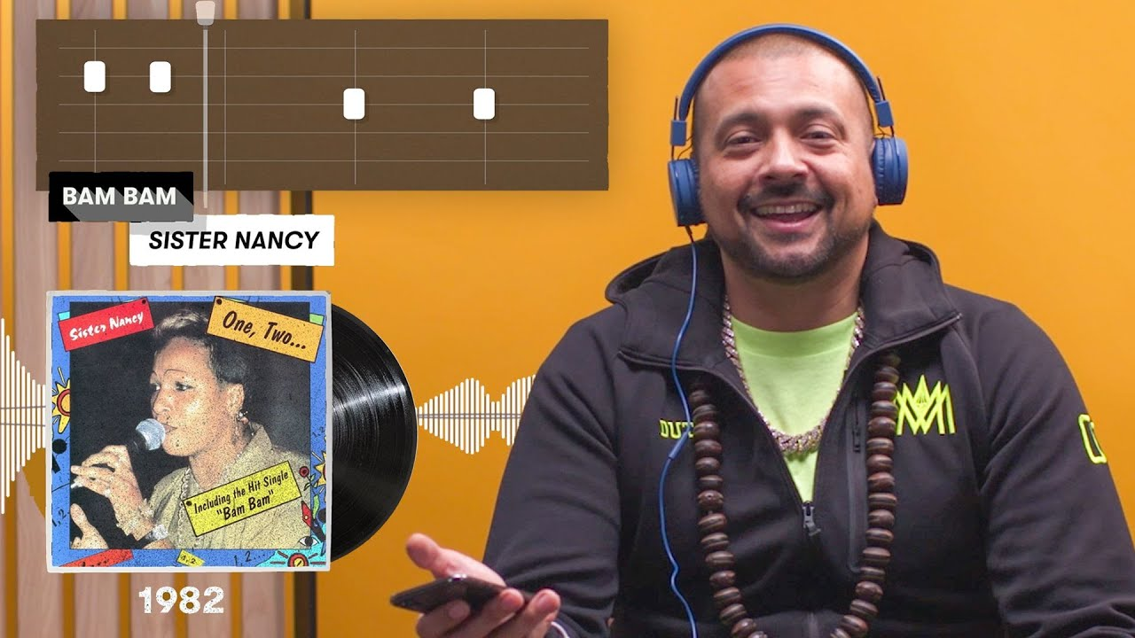 Sean Paul Breaks Down His Top Dancehall Songs | Under the Influences | Pitchfork