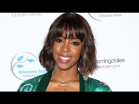 Kelly Rowland at the 2017 Women's Guild Cedars-Sinai Annual Spring Luncheon