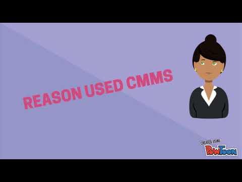 Computerized Maintenance Management System (CMMS)