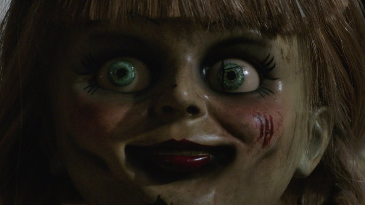 ANNABELLE COMES HOME - Officiell trailer #1
