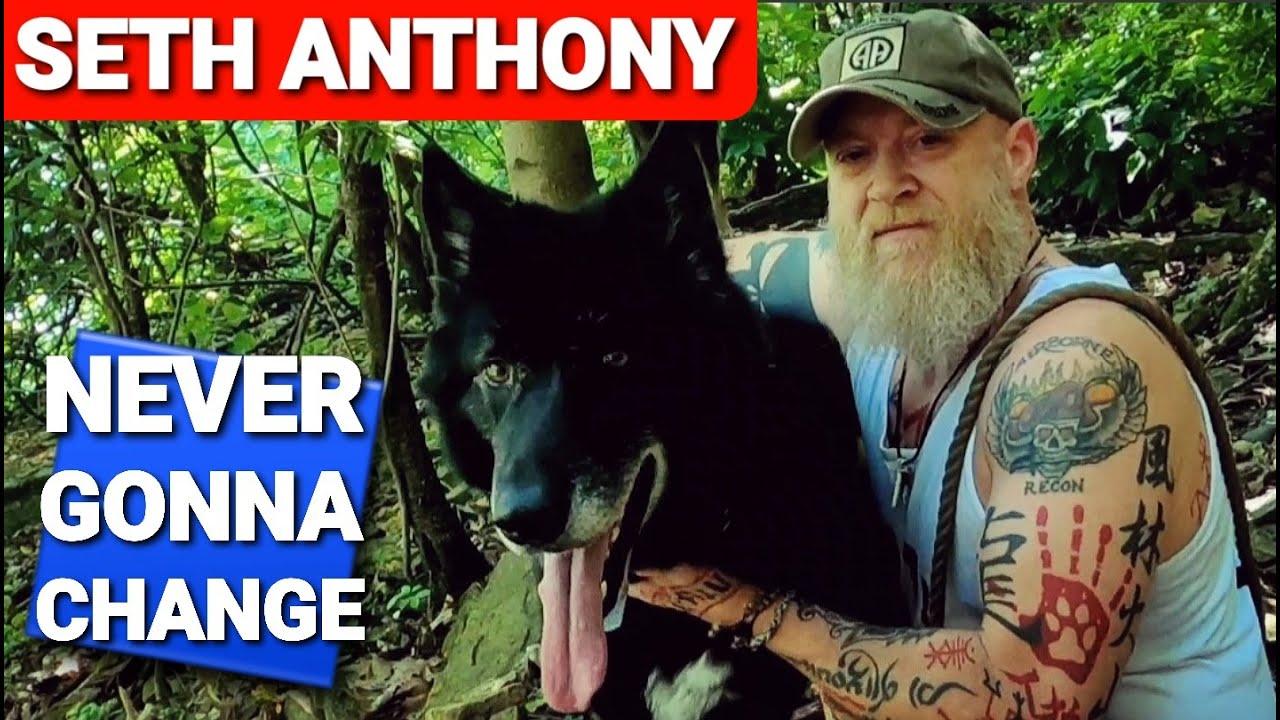 Seth Anthony - Never Gonna Change