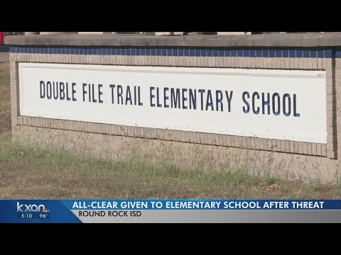 Threat made against Round Rock elementary school not credible, deputies say