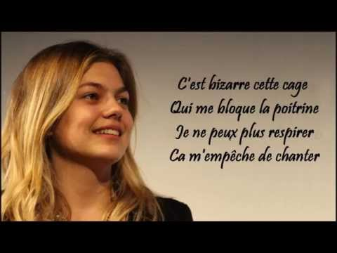 Louane - Je vole (paroles)