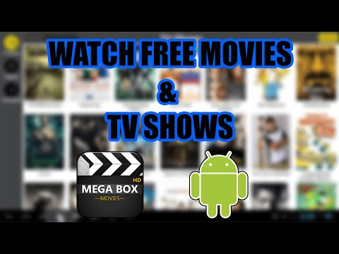 MEGABOX HD - BEST MOVIE & TV SHOW APPS 2019 - WATCH FREE MOVIES & TV SHOWS (Android)