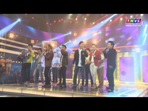 Huy Hoàng đọc rap cực hay trong Ca sĩ giấu mặt với bài hát Như vậy nhé - Khắc Việt