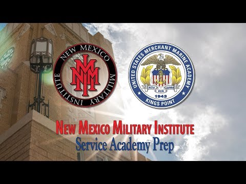 NMMI Service Academy Prep- Merchant Marine