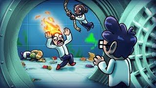 Roblox - SECRET LABORATORY EXPERIMENTS - Survive the Crazy Lab! (Roblox)