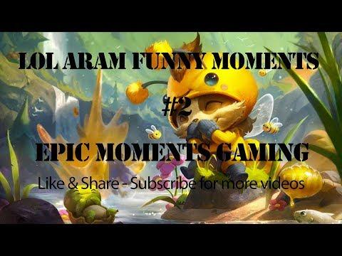 LOL aram funny moments #2
