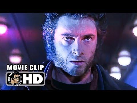 X-MEN Clip - Remarkable Metal (2000) Hugh Jackman