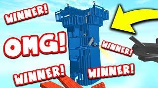 HOW TO WIN IN ROBLOX DOOMSPIRE BRICK BATTLE!!!