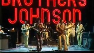 ザ ブ゙ラザーズ ジョンソン Brohers Johnson     I_ll Be Good To You 1976